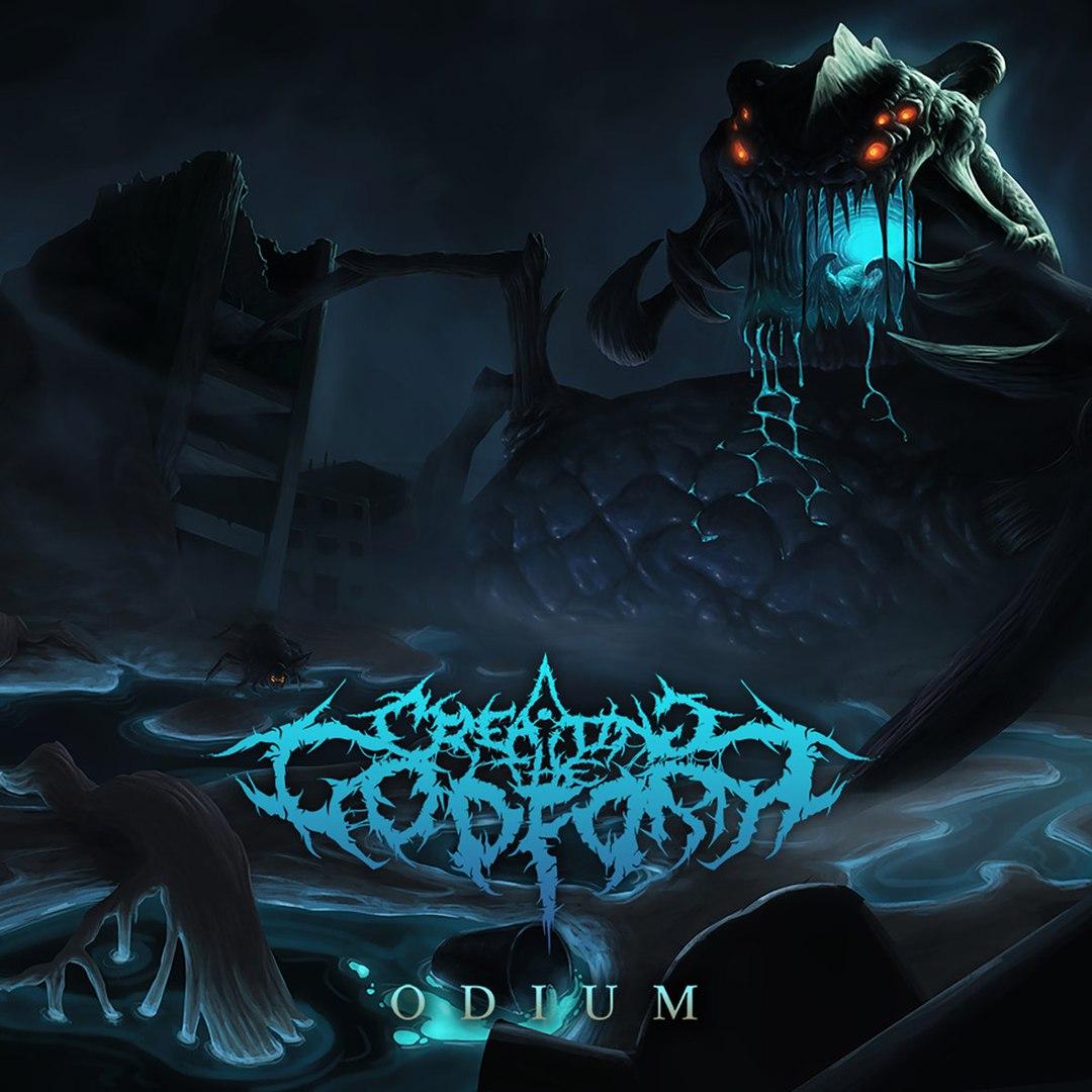 Creating The Godform - Odium [EP] (2016)