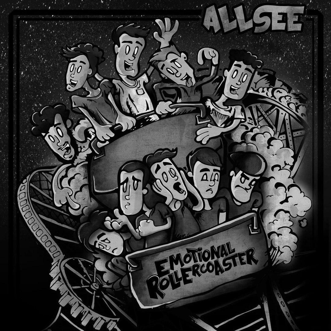 Allsee - Emotional Rollercoaster [EP] (2016)