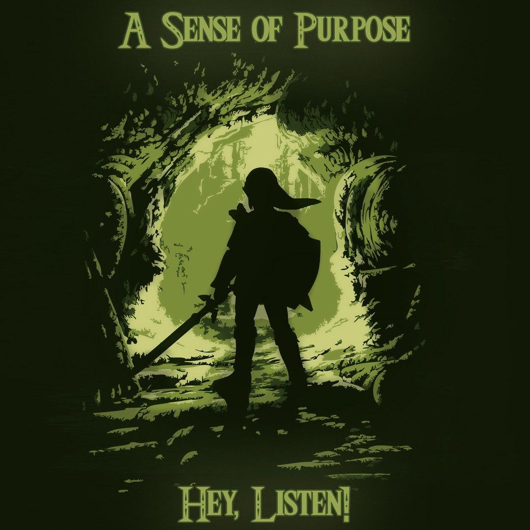 A Sense of Purpose - Hey- Listen! [EP] (2016)