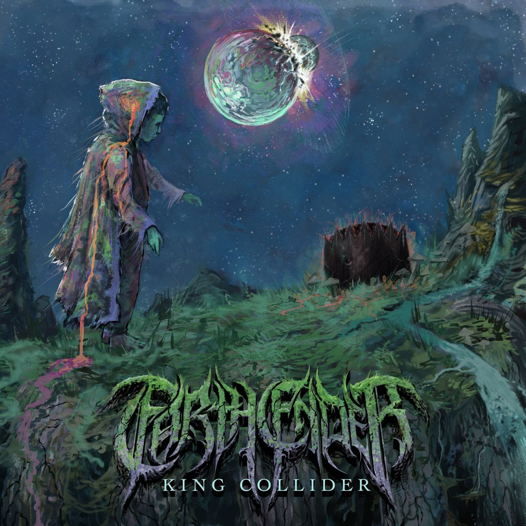 Earthender - King Collider [EP] (2016)