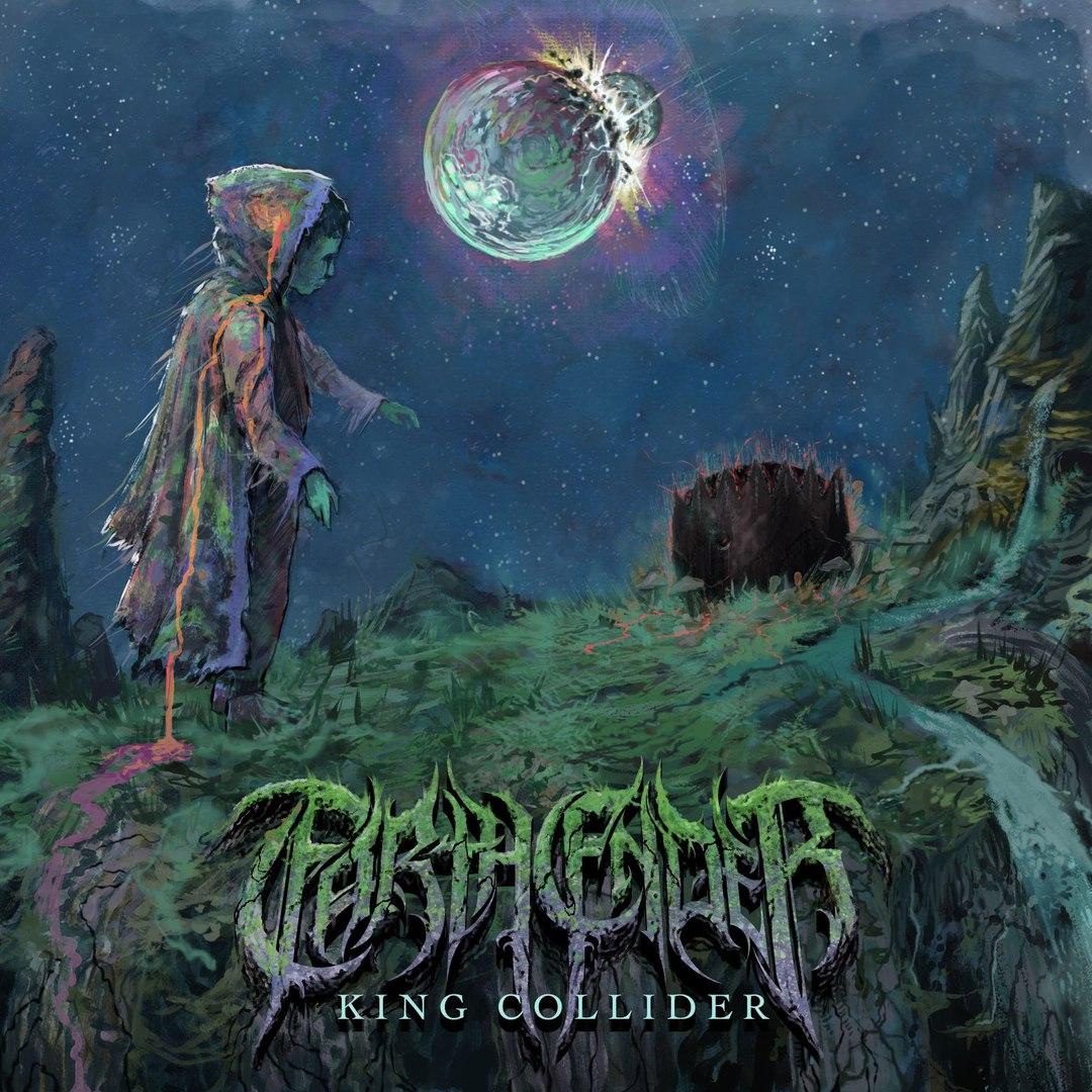 Earthender - King Collider [EP] (2016)