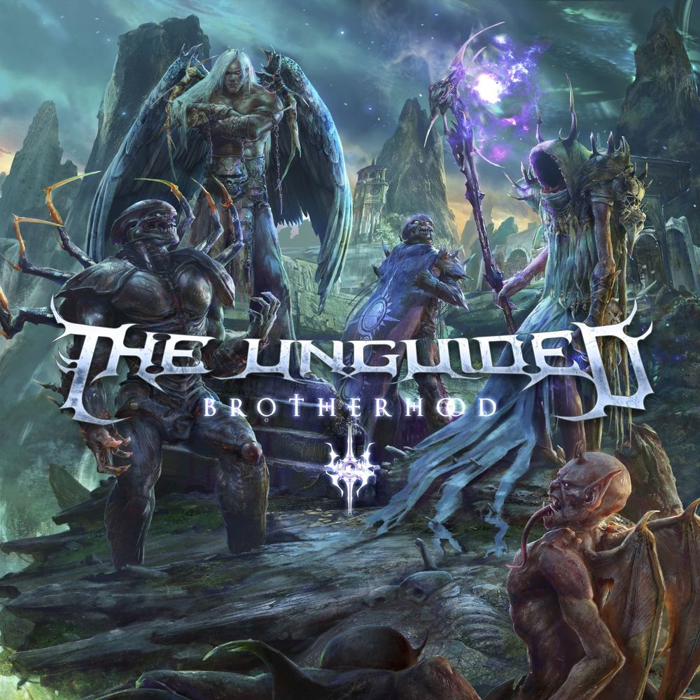 The Unguided - Brotherhood [EP] (2016)
