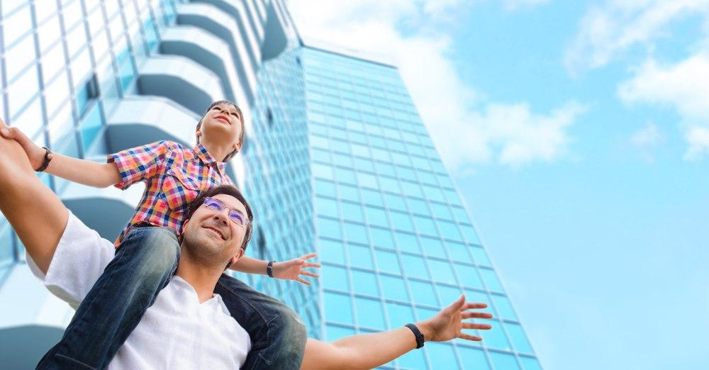Комфортные районы столицы для жизни с детьми