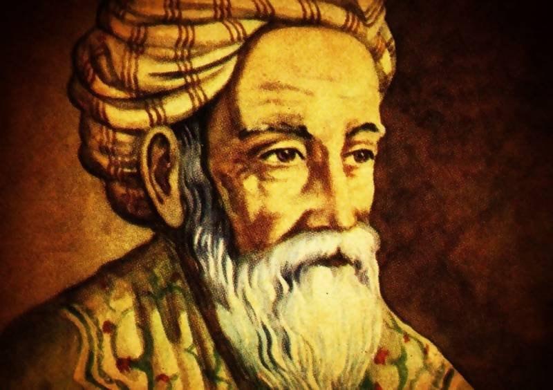 18 мая 1048 родился Омар Хайям
