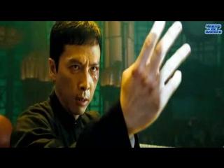 финальная битва Ип-Мана , мастера Винчун и английского боксера - Твистера из фильма Ип Ман 2