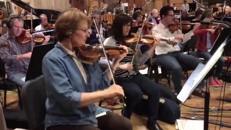 «Человек-Паук: Возвращение Домой» Оркестровая главная тема