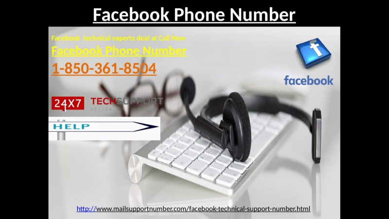 What's The Real Truth behind Facebook Phone Number 1-850-361-8504?