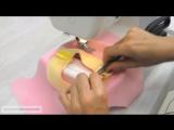 ✔ ✂Пошаговый видеоурок!✂ Обтачка горловины. Как сделать красивую обтачку горловины