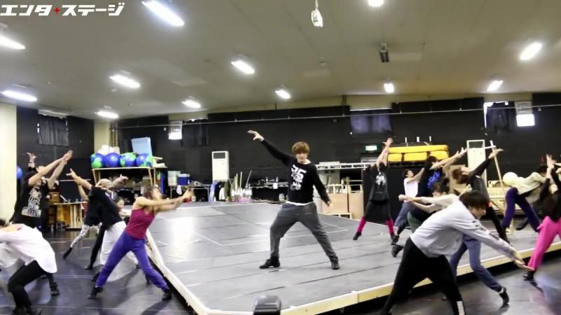 Shirota Yu in Musical
