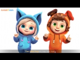 One Little Finger _ Nursery Rhymes and Baby Songs from Dave and Ava