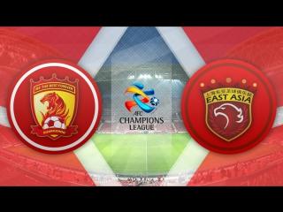 Гуанчжоу Эвергранд 5:1 (4:5 пен) Шанхай СИПГ | Азиатская Лига Чемпионов 2017 | 1/4 финала | Обзор матча
