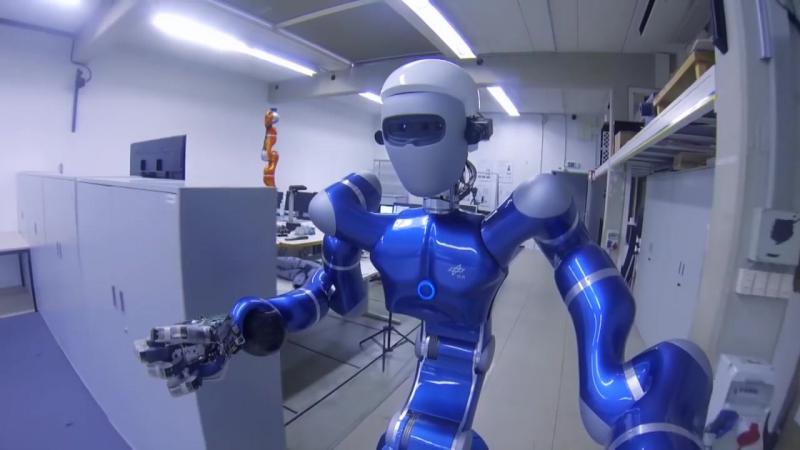 Роботы наступают. Серия 3