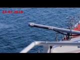 АК-100 фрегата Гетман Сагайдачный