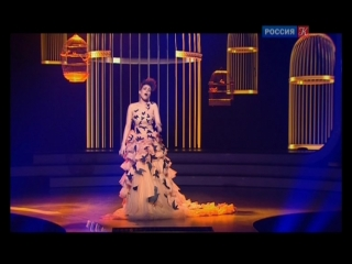 Ксения Нестеренко - Ш. Гуно: Вальс Джульетты из оперы «Ромео и Джульетта»