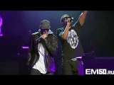 Jay-Z & Eminem - Renegade Live at The Wiltern In L.A. (DJ Hero Party 2009) (eminem50cent.ru)