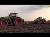 Deep_ploughing_with_900_HP_NEW_Fendt_1050_Vario_939_Vario_S4_Van_Werve