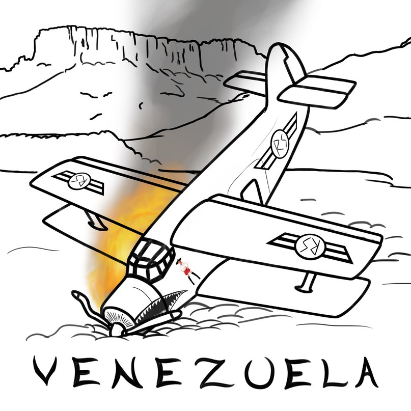Новый сингл группы РОК-СИНДРОМ - Венесуэла