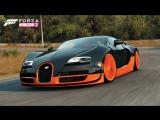 Forza Horizon 3 | Bugatti | 900km⁄h