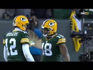 Wild Card Weekend New York Giants@Green Bay Packers part 1