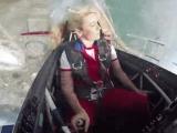 Её называют русской валькирией, королевой неба и даже лучшим пилотом планеты всех времен.Светлана Капанина
