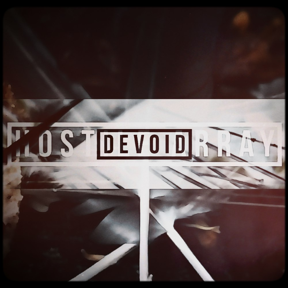 Hostile Array - Devoid [single] (2017)