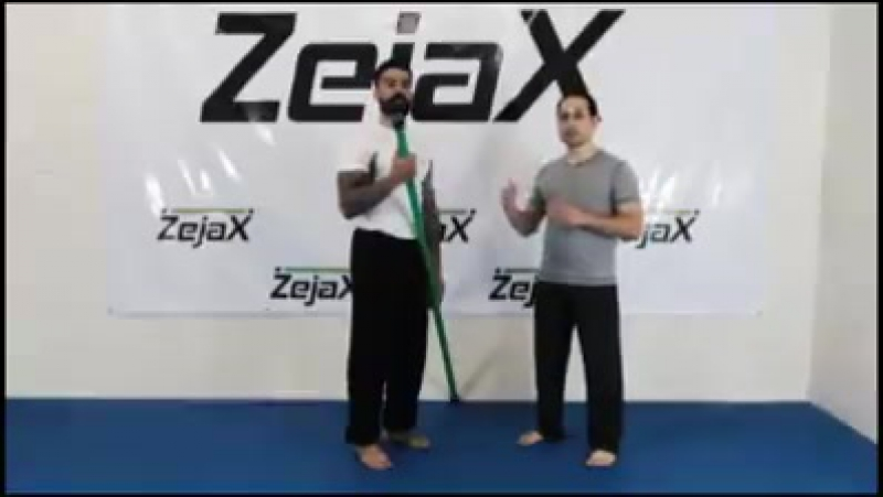 Zejax one-leg Squat