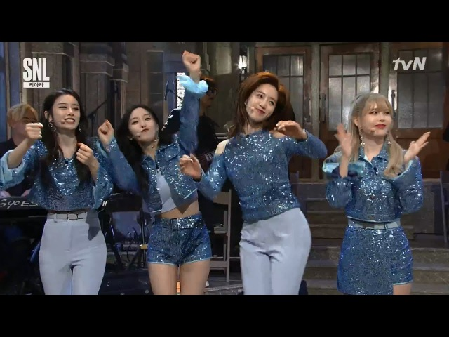 [FHD] 170624 T-ARA Hit Song Medley @ tvN Saturday Night Live