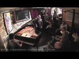 Sam Yahel Trio w Chris Potter