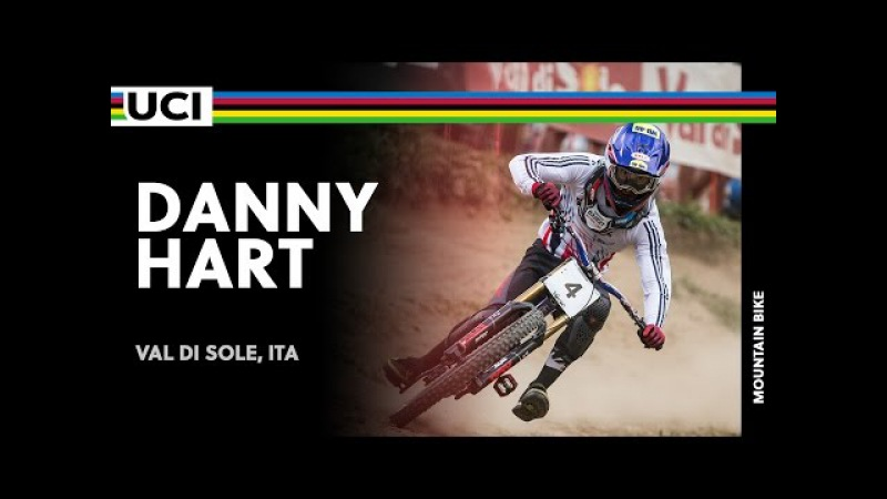 2016 UCI Mountain bike World Championships - Danny Hart