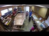 Building a Wooden Optimist Pram
