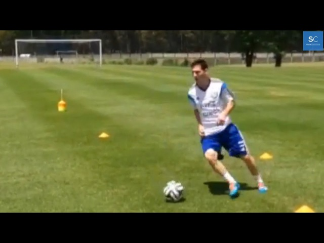 Professional Soccer Players Individual Skill Training | Individual Skill Training For Soccer