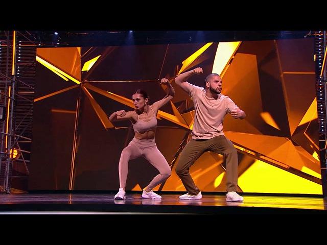 Танцы: Гео и Магдалена (Рем Дигга - На Юг) (сезон 4, серия 3) из сериала Танцы смотрет...