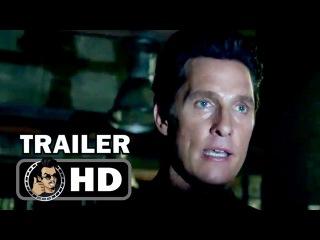 THE DARK TOWER Official Trailer Teaser #1 (2017) Matthew McConaughey, Idris Elba Action Movie HD