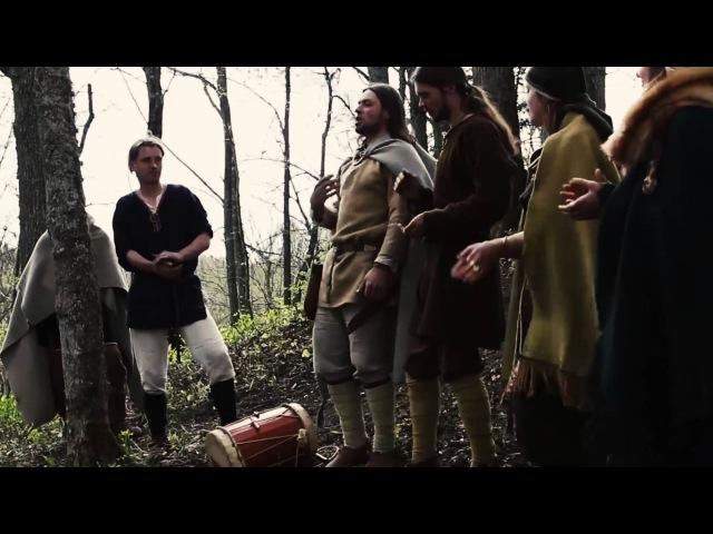 Traditional Livonian folk song Lībiešu tautasdziesma (Rodenpoys) Kus sa lädo, lotšākibār