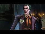 Сюжет Injustice: Gods Among us. Глава 4 - Джокер. Прохождение без комментариев