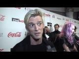 CONtv Insider CINEFashion Film Awards - Aaron Carter Interview