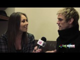 Ellie Philips flirts (BADLY) with Aaron Carter  The Guide Liverpool