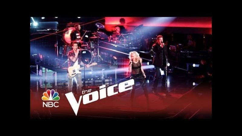 Adam Levine Gwen Stefani Pharell Williams Blake Shelton - Hella Good