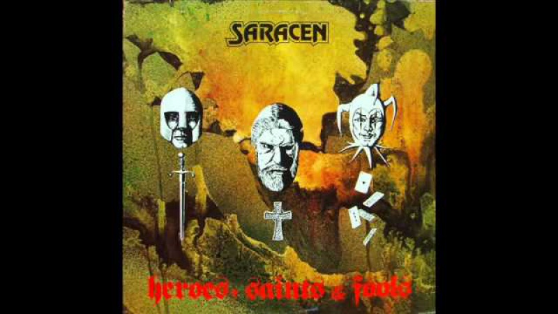 Saracen - Rock of ages