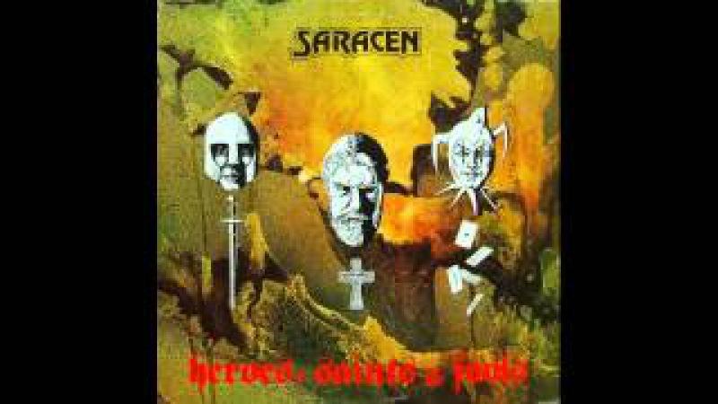 Saracen - Heroes, Saints Fools