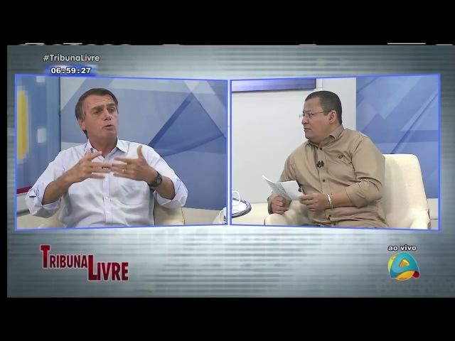 Uma das melhores entrevistas do Bolsonaro de todos os temposConfira