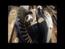 Самодельный минитрактор переломка 4х4 блокировка моста Homemade tractor 4x4 perelome lock bridge