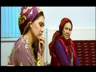 Turkmen film - Omur kerweni [Turkmen dilinde] 2014 (3-nji bolegi) dowamy bar