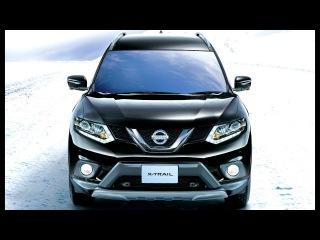 Nissan X Trail Black X TREMER X JP spec T32 12 2014