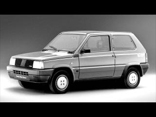 Fiat Panda New Dance 141 1990–91