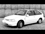 Hyundai Pony 3 door X2 199094