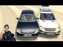 РАЗБИЛ ЗАНИЖЕННУЮ ПРИОРУ 3Д ИНСТРУКТОР РУЛЬ Logitech Driving Force GT