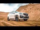 Larte Design Mercedes Benz GLS Black Crystal X166 2016