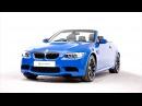 BMW M3 Cabrio Limited Edition 500 E93 03 2012–08 2013