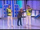 КВН: БАК-Соучастники - Два инспектора ГИБДД (1/2, 2010)